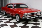 American Cars Legend - 1967 CHEVROLET CHEVELLE SS 396