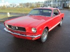 American Cars Legend - 1965 FORD MUSTANG COUPE CODE K