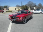American Cars Legend - 1965 FORD MUSTANG FASTBACK