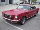 American Cars Legend - 1966 FORD MUSTANG LOOK GT